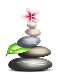 stress relief stones